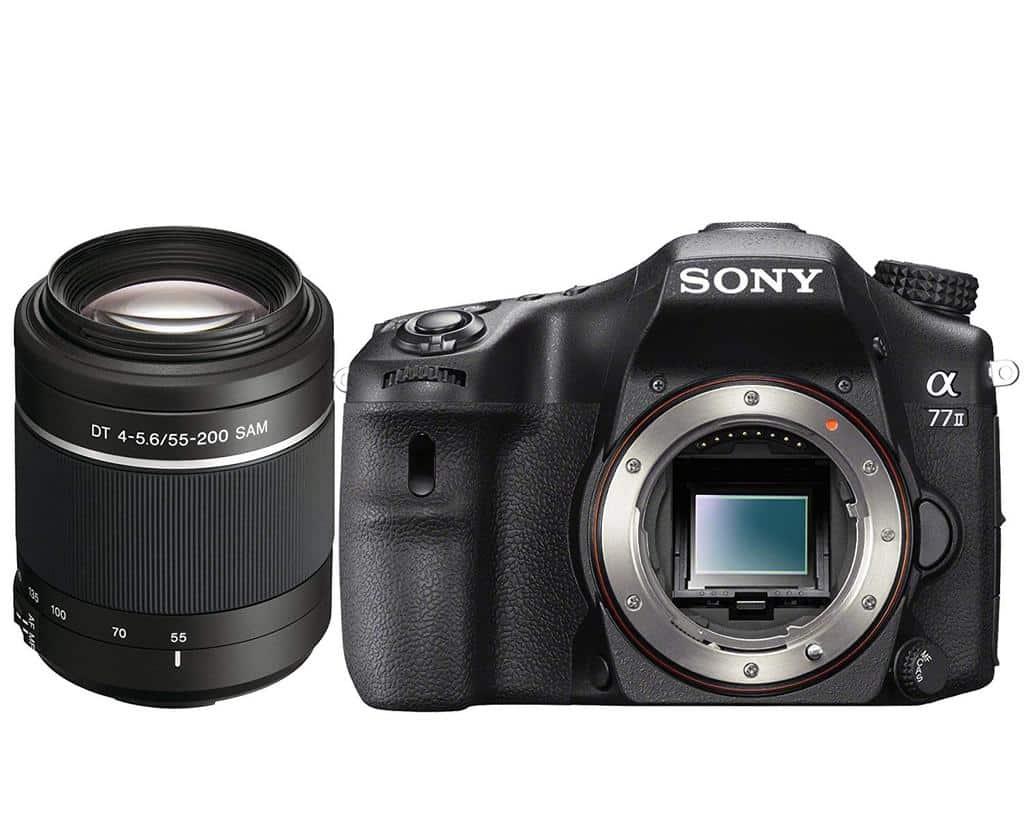 Appareils photo reflex à moins de 1000 euros SonyA77 II - BLOG SFAM