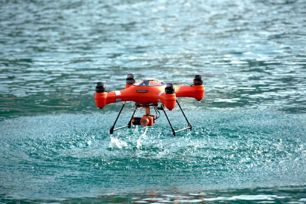 Splash Drone Auto V3 etanche - Blog SFAM