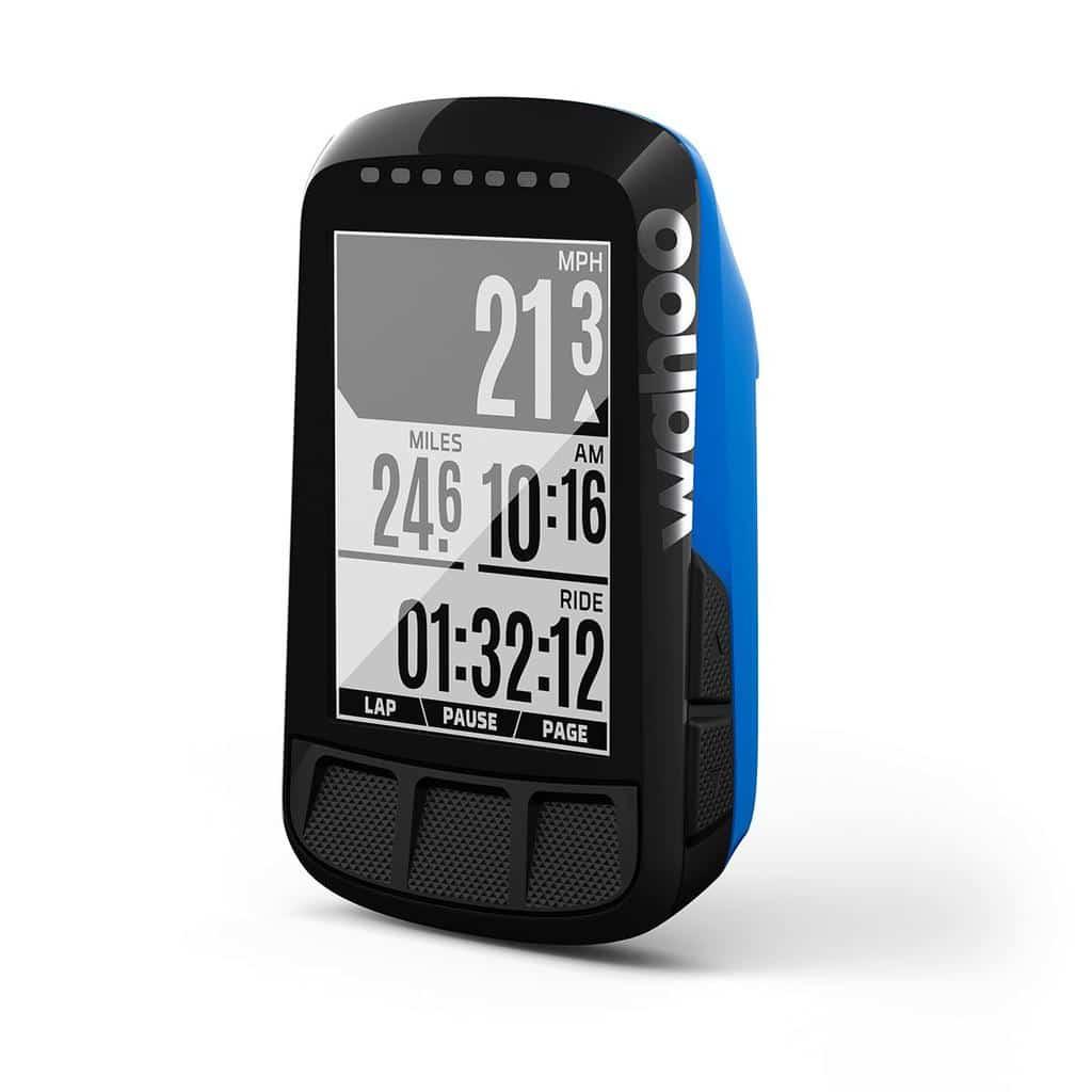 Comparatif des GPS pour le VTT - WAHOO ELEMNT BOLT - blog SFAM