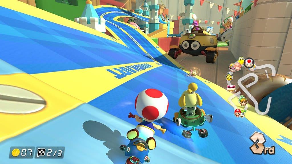 Mario Kart Smartphone - Blog SFAM