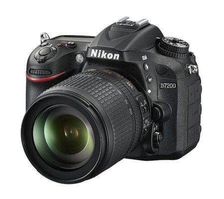 Appareils photo reflex à moins de 1000 euros Nikon d7200 - blog SFAM