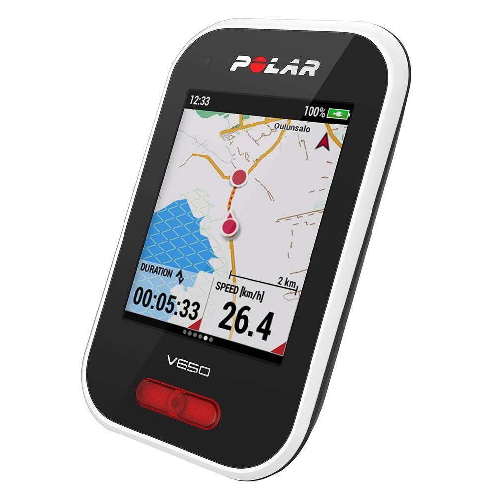 Comparatif des GPS pour le VTT polar v650 - blog SFAM
