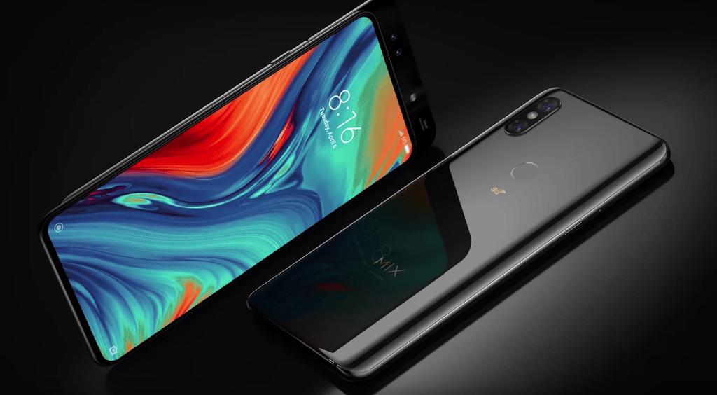 Xiaomi Mi Mix 3 5G - Blog SFAM