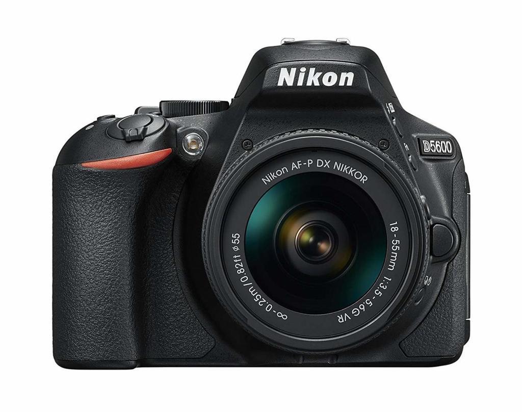Nikon D5600 - blog SFAM