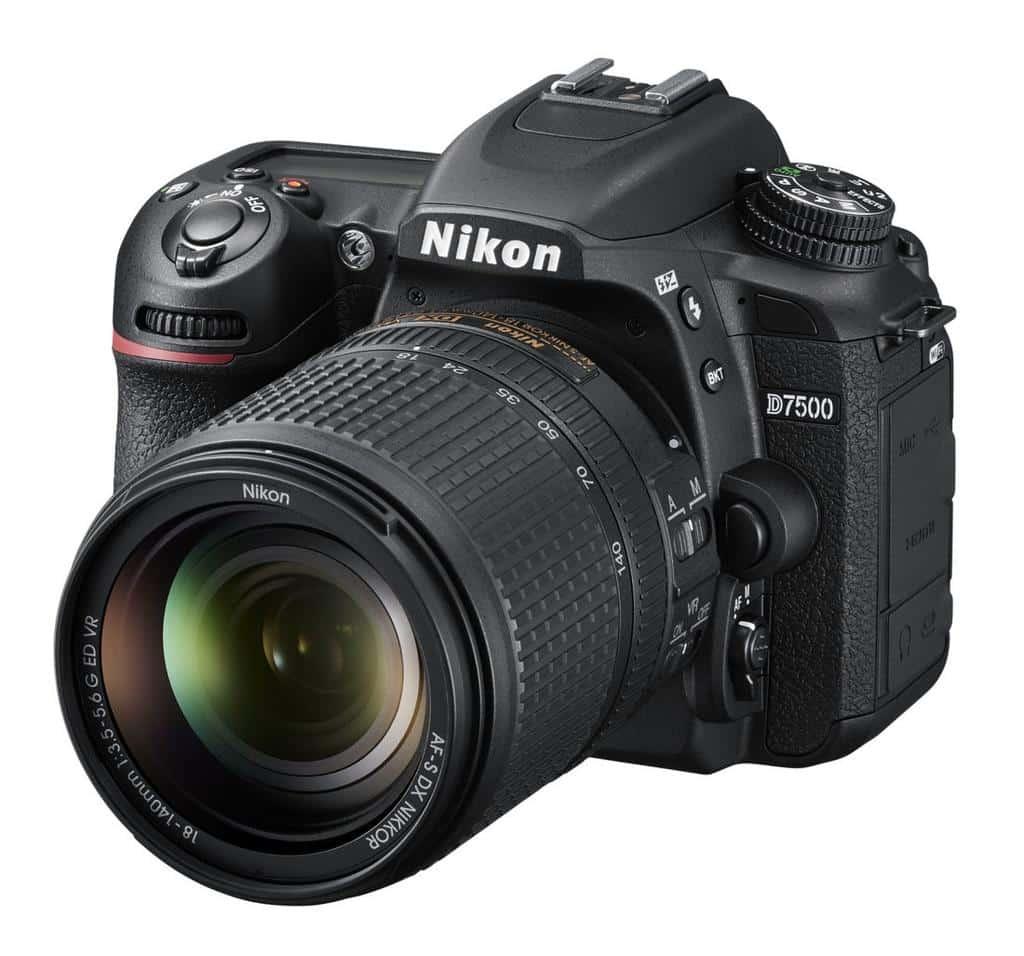 Nikon D7500 - blog SFAM