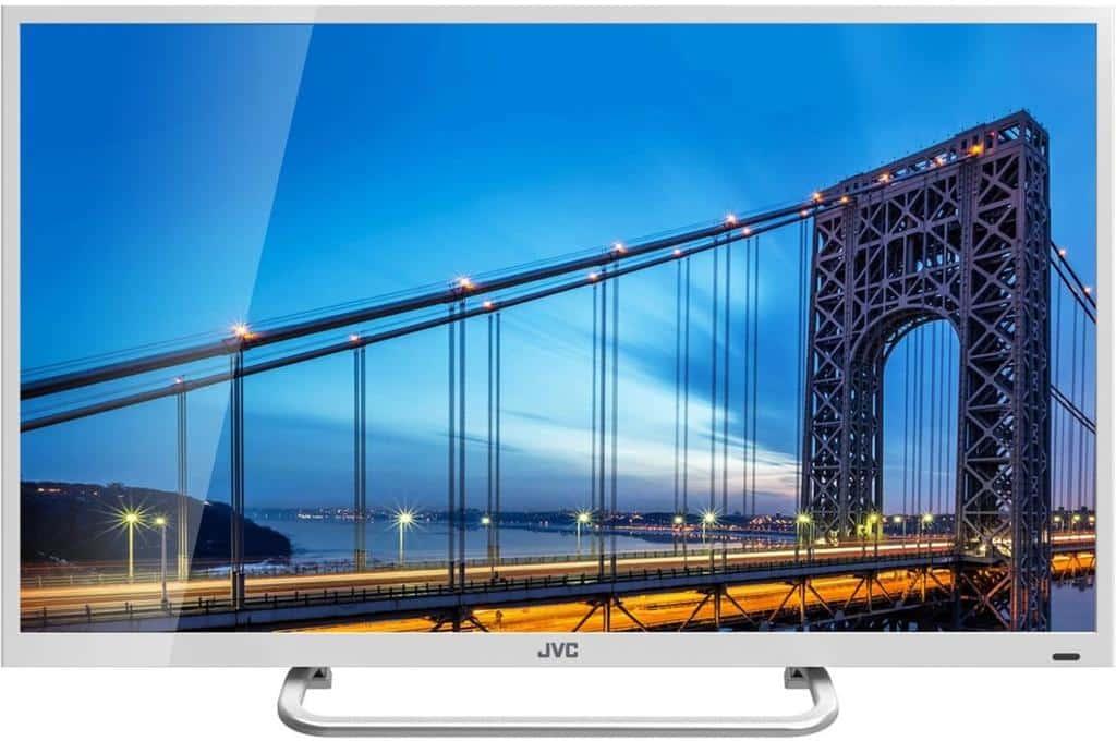 """TV-JVC-LT-32HG82WU-Blanc-31.5"""" - blog SFAM"""
