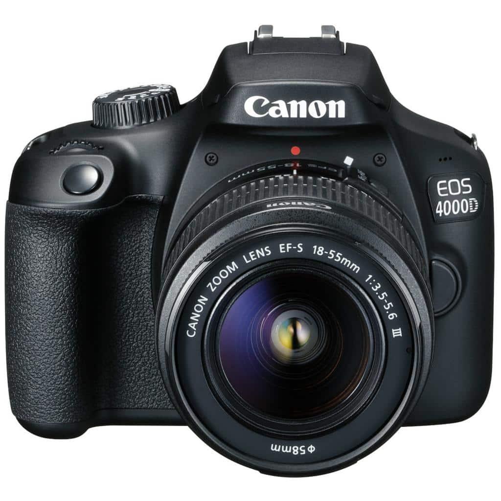 canon eos 4000d - blog SFAM