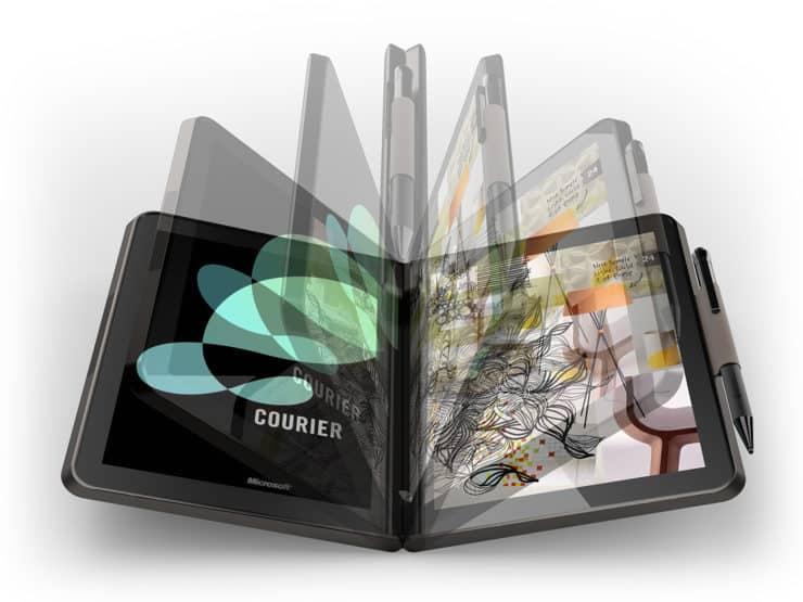 Microsoft Courier concept 2 - blog sfam