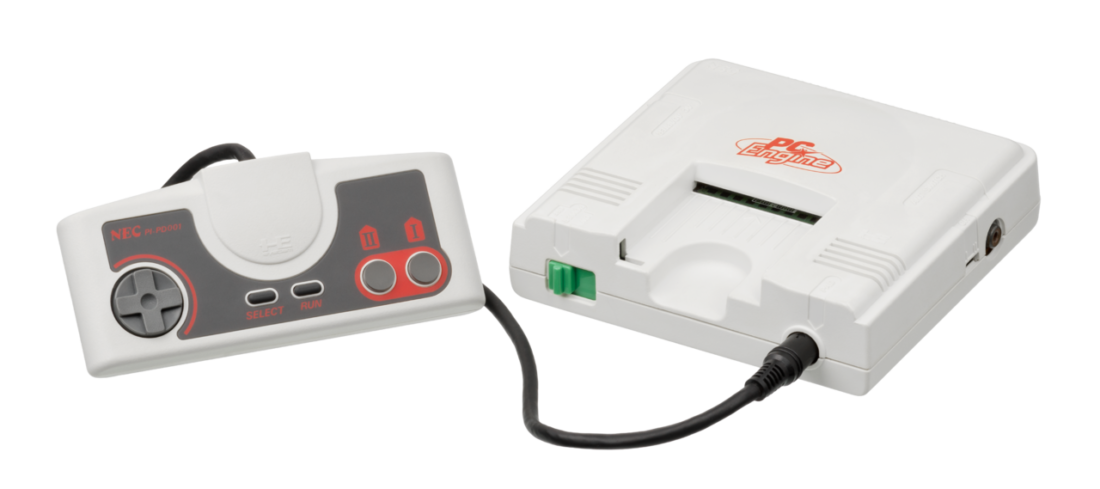 PC Engine Console Set - blog sfam