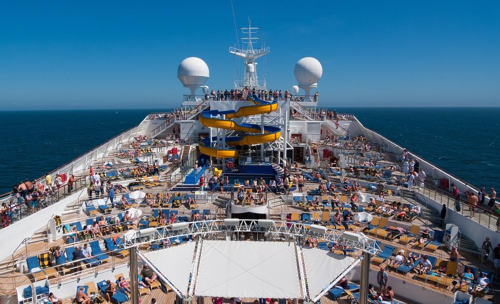Crucero - Blog SFAM