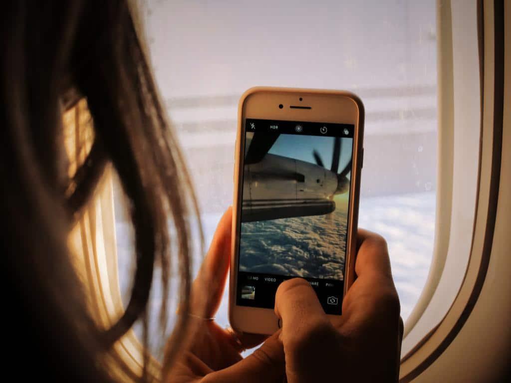 Móvil viajes - Blog SFAM