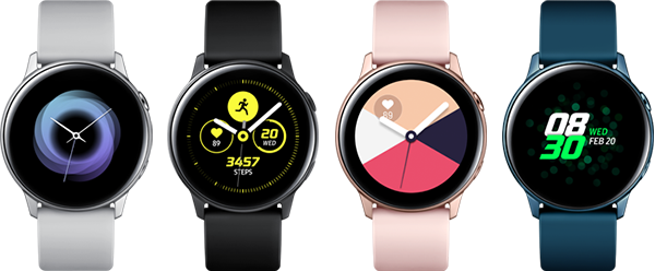 galaxy watch active montre - Blog SFAM