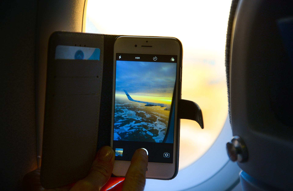 Viaje teléfono móvil - Blog SFAM