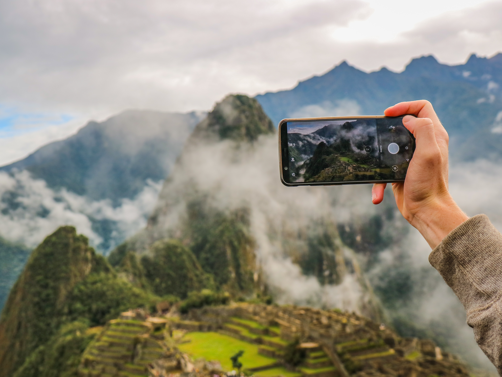 Turismo móvil - Blog SFAM