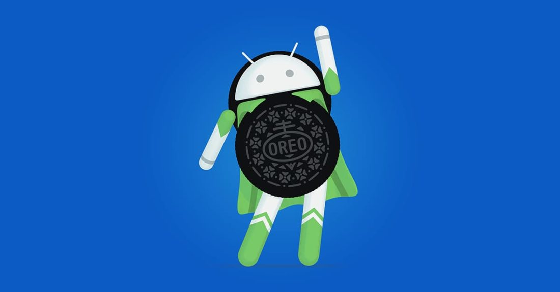 Android Oreo 8 - blog sfam