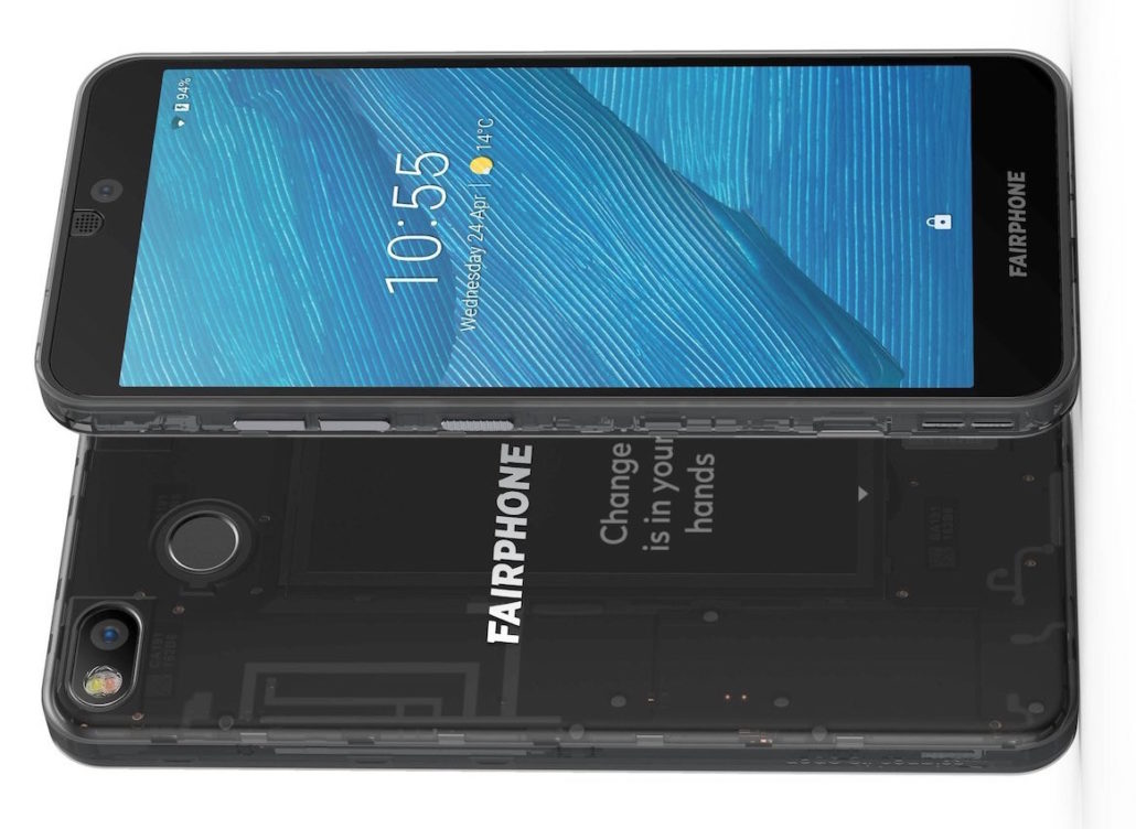 Fairphone 3-  blog sfam