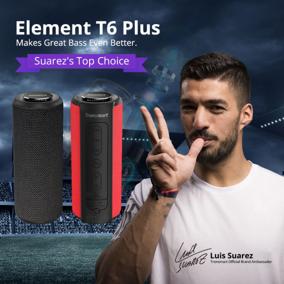 Tronsmart-element-t6-luis-suarez-blog-sfam