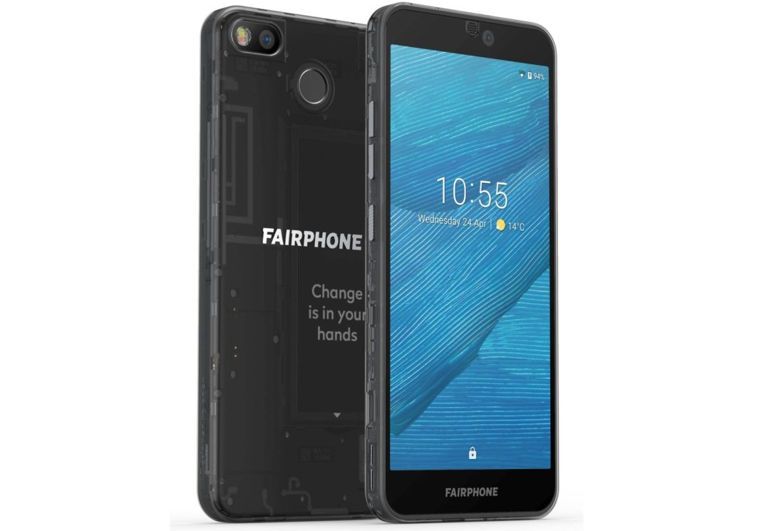 fairphone 3 smartphone ethique - Blog SFAM