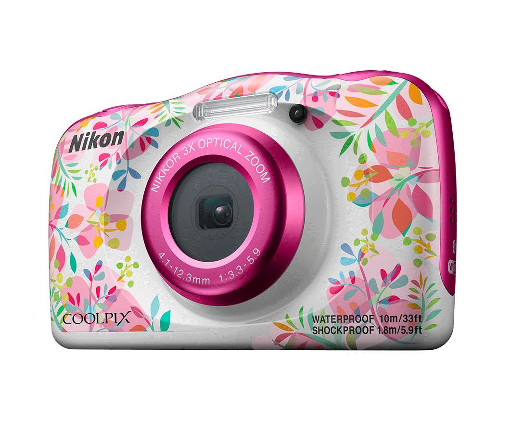 Nikon Coolpi w150 - blog sfam