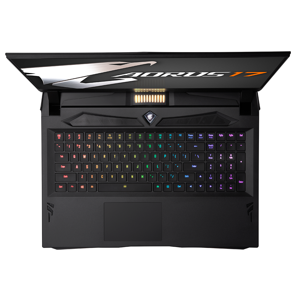 AORUS 17 Intel 9th Gen - blog sfam