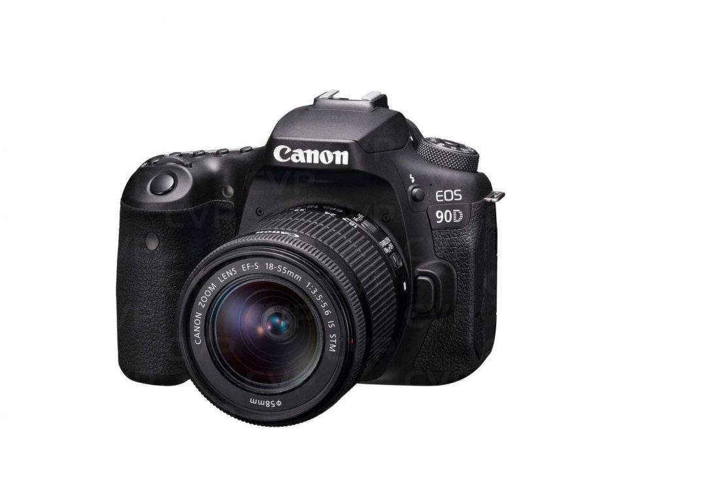 Canon EOS 90D - blog SFAM