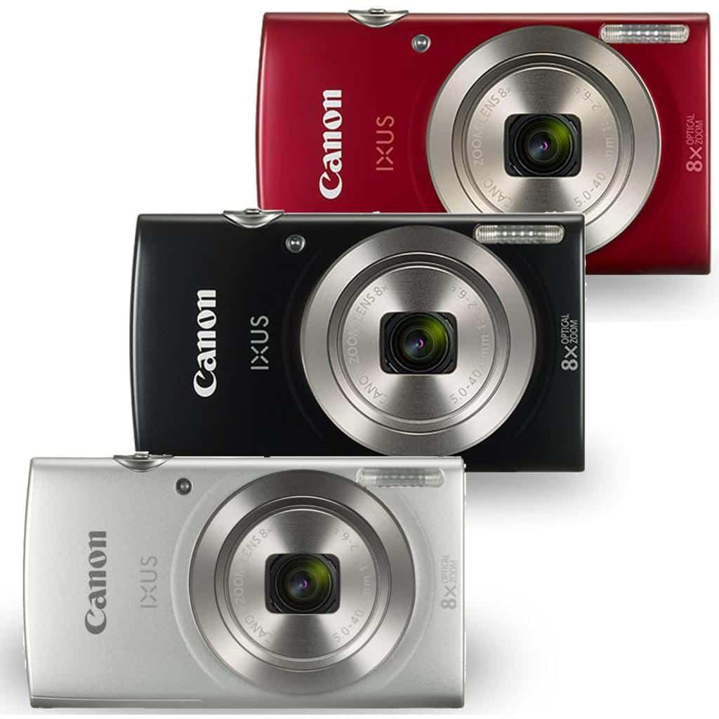 Canon Ixus 180 modele couleur - blog sfam