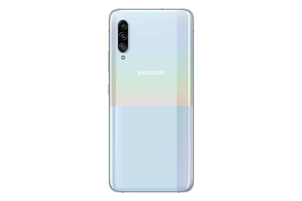 Galaxy A90 5G White Back - blog sfam