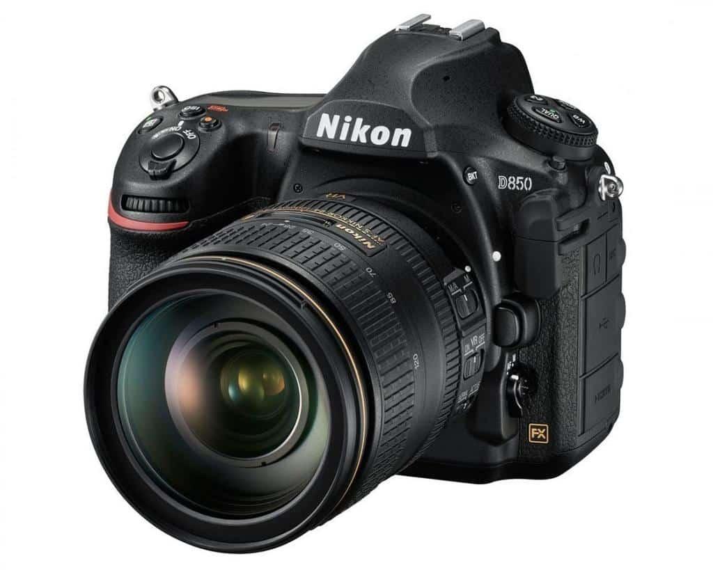 Nikon D850 - blog SFAM