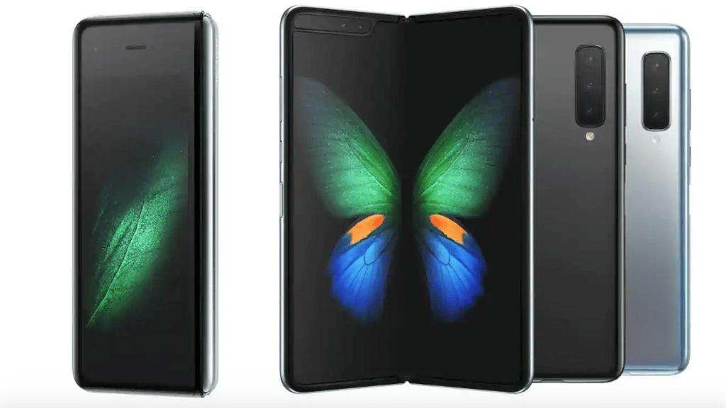 Samsung Galaxy Fold - blog sfam