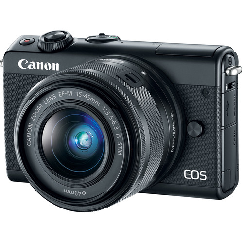 Canon EOS M100 - Blog SFAM