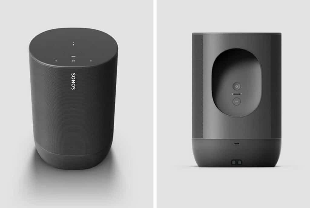 Sonos Move Enceinte Bluetooth - Blog SFAM