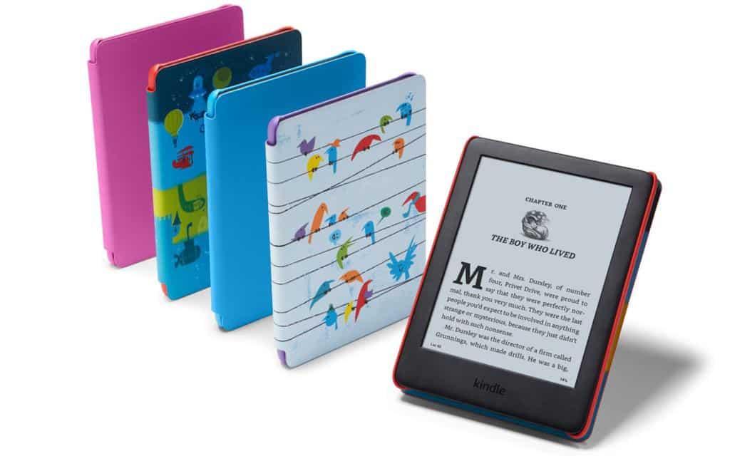 Kindle Kids Edition liseuse enfants - Blog SFAM