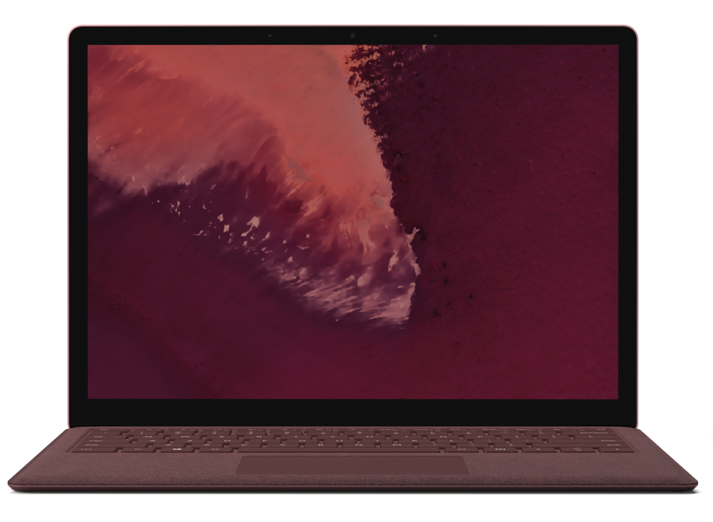 Microsoft Surface Laptop 2 - Blog SFAM