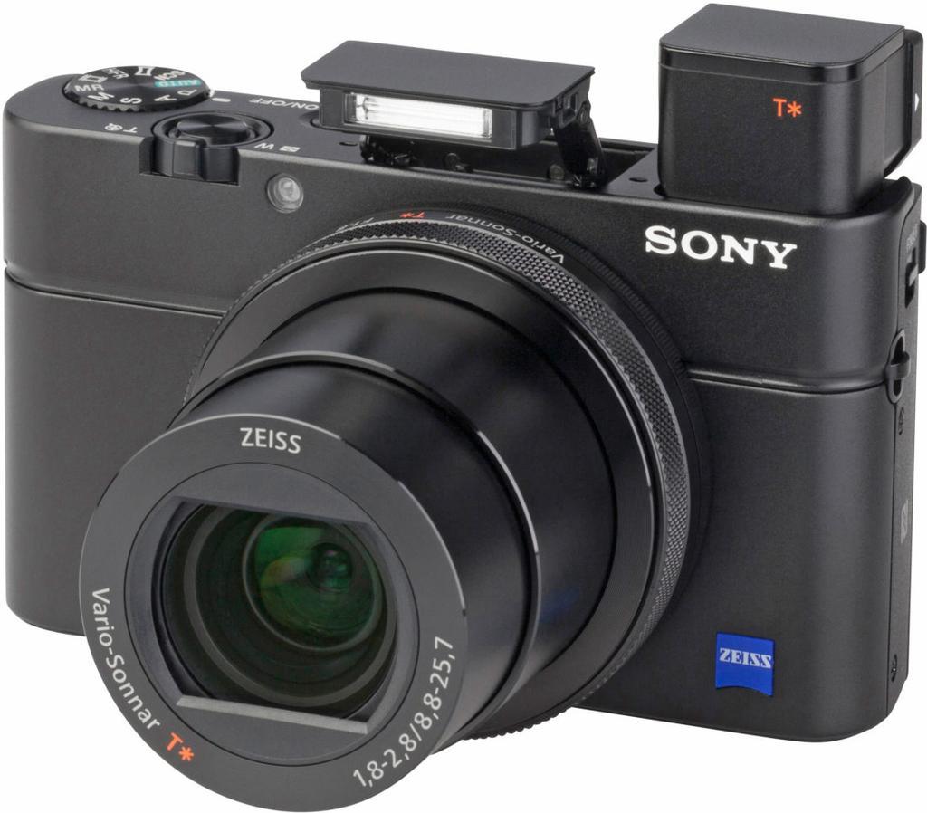Sony RX100 M4 - Blog SFAM