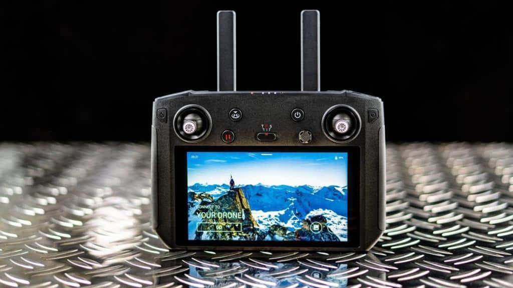 drone ecran controle - blog SFAM