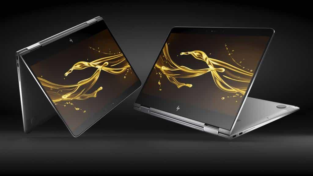 hp pc portable hybride spectre x360 13 - Blog SFAM