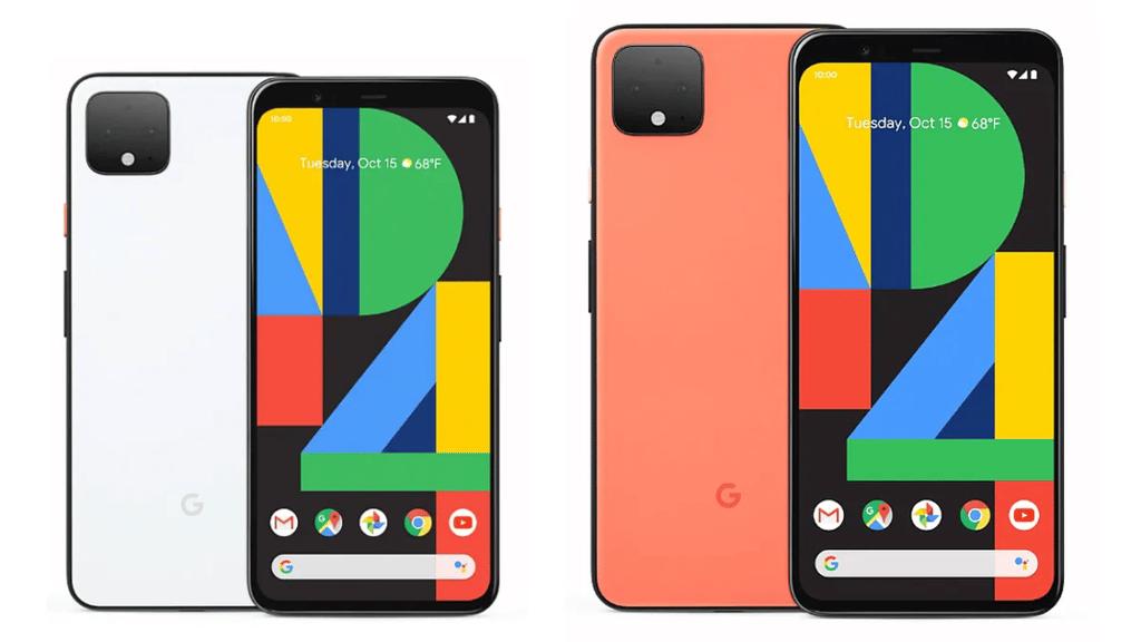 pixel 4 google transforme essai - Blog SFAM