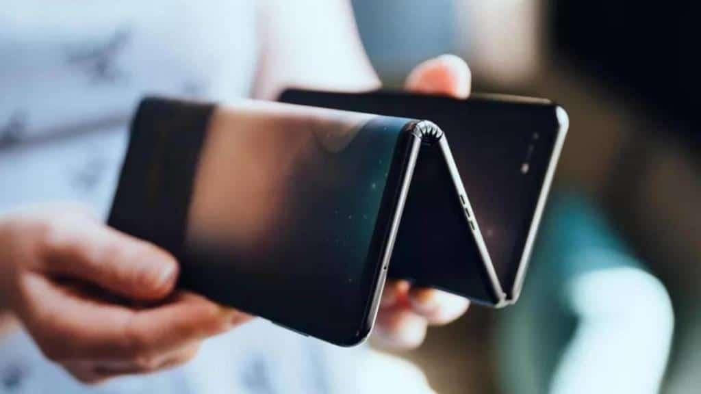 tcl smartphone pliable deux fois zig-zag - Blog SFAM