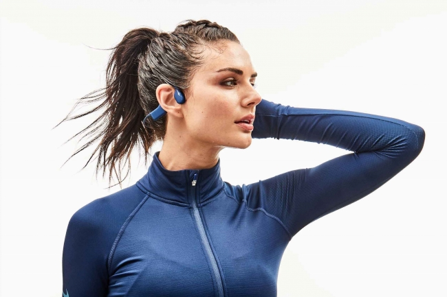 Aftershokz Xtrainerz casque audio natation - Blog SFAM