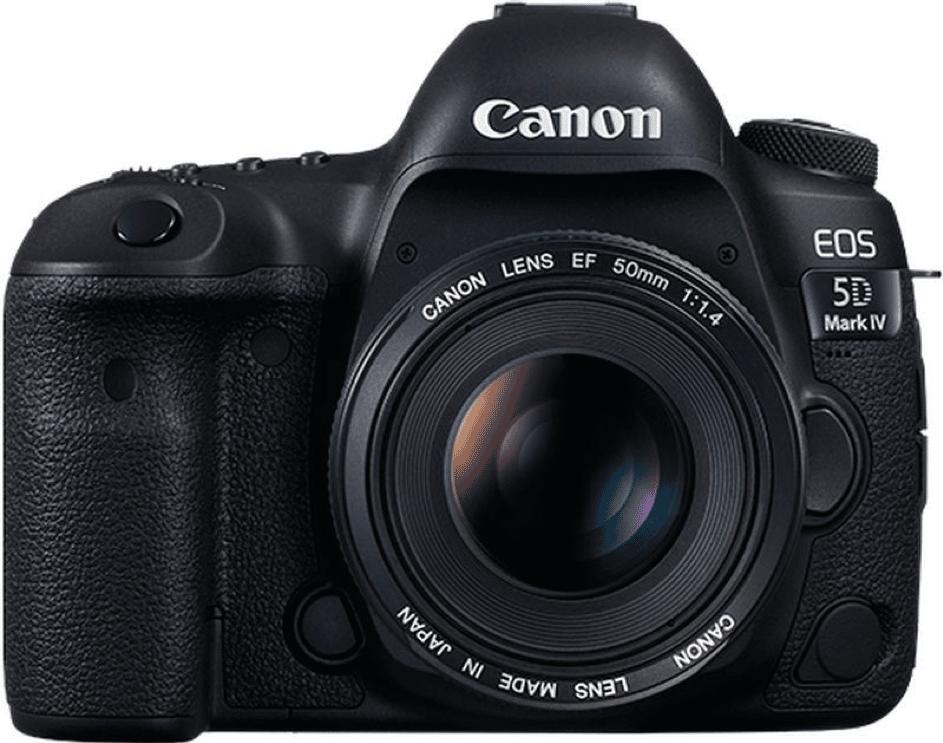Canon EOS 5D Mark IV - Blog SFAM
