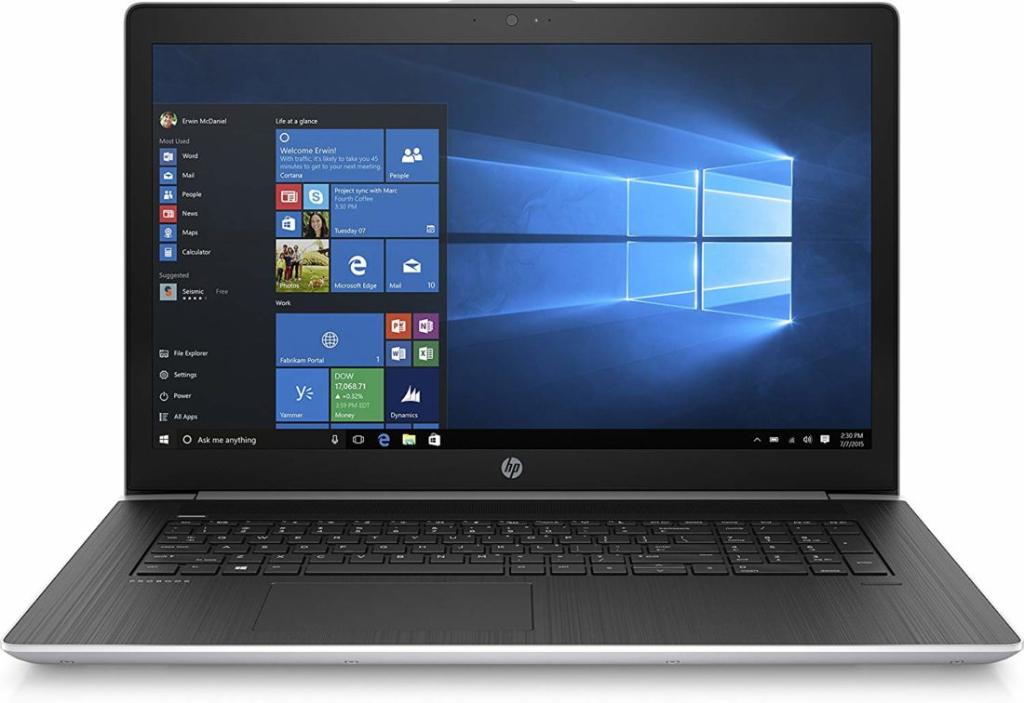 HP Probook 470 Home G5 - Blog SFAM