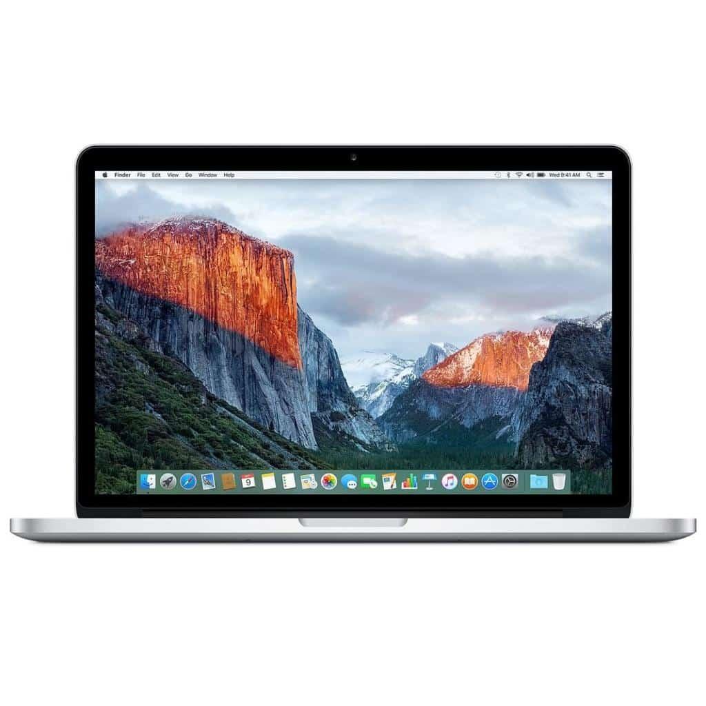 MacBook Pro 13,3 pouces - Blog SFAM