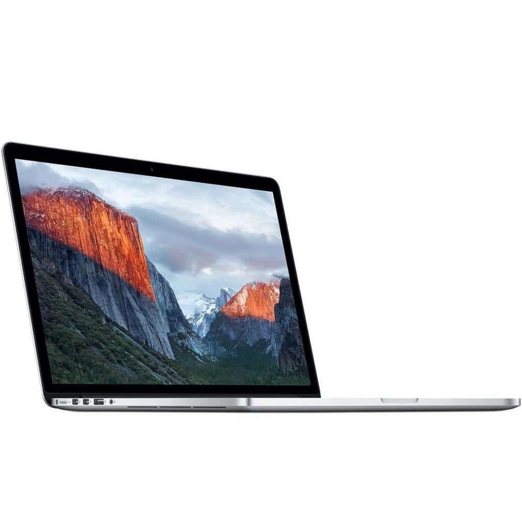 MacBook Pro 15,4 pouces - Blog SFAM