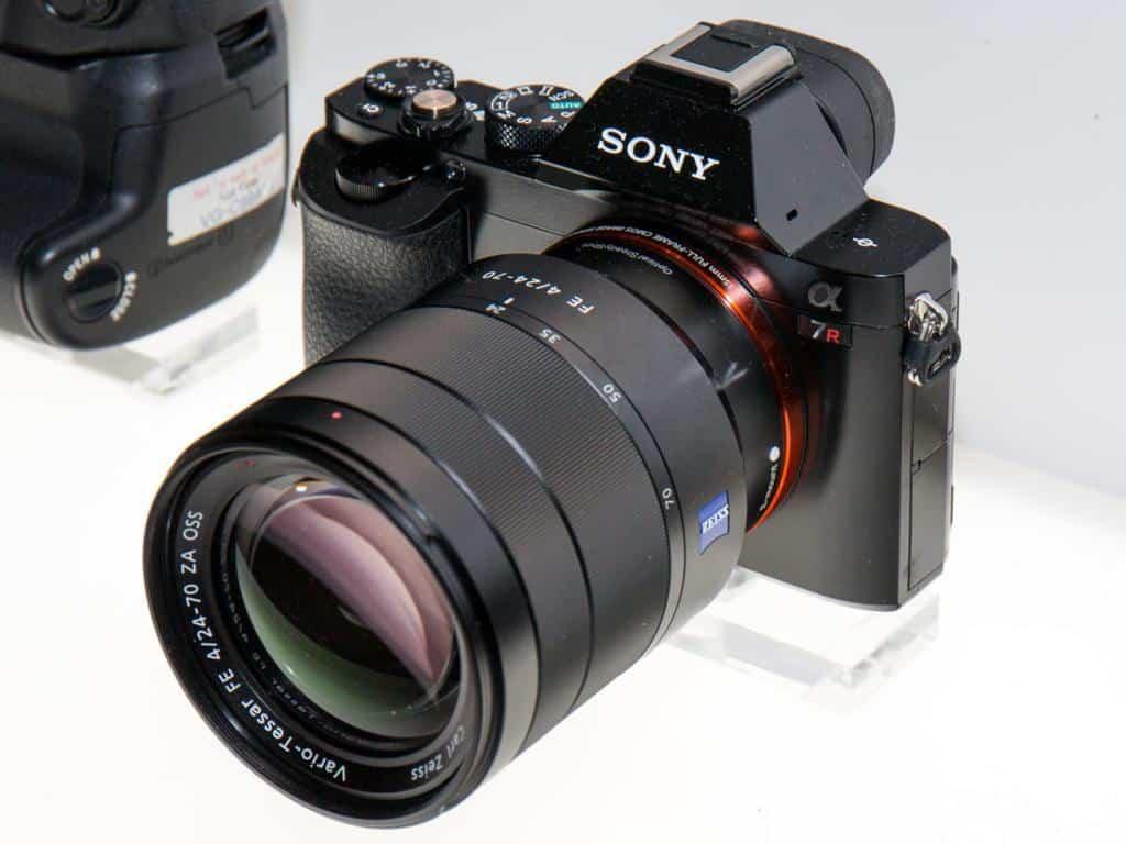 Sony Alpha 7R III - blog SFAM