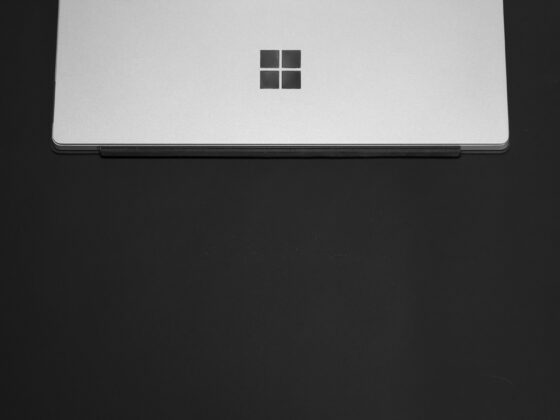 Microsoft Laptop - Celside Magazine