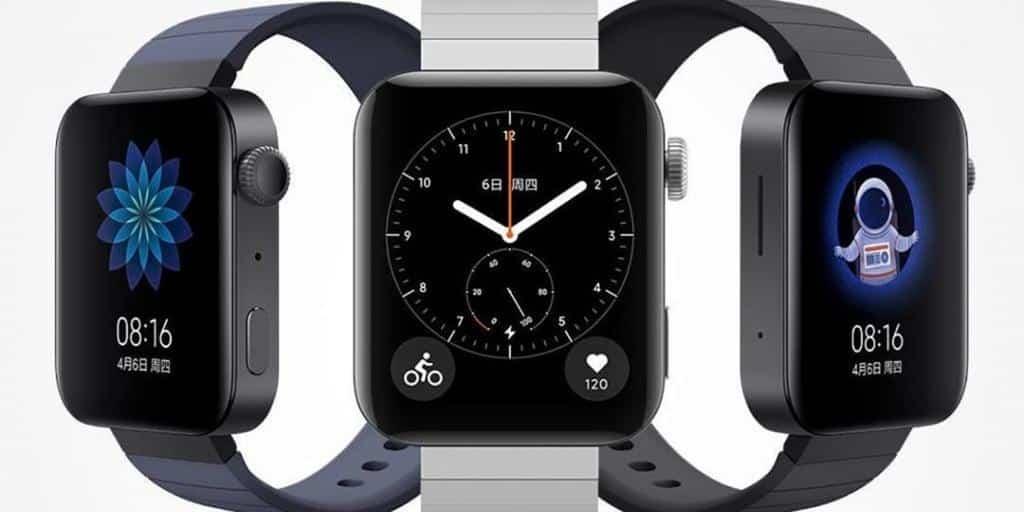mi watch clone apple watch xiaomi - Blog SFAM