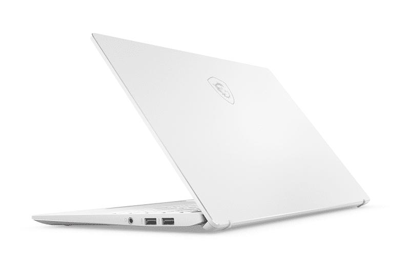 msi Pure White Prestige 14 pc portable blanc - Blog SFAM