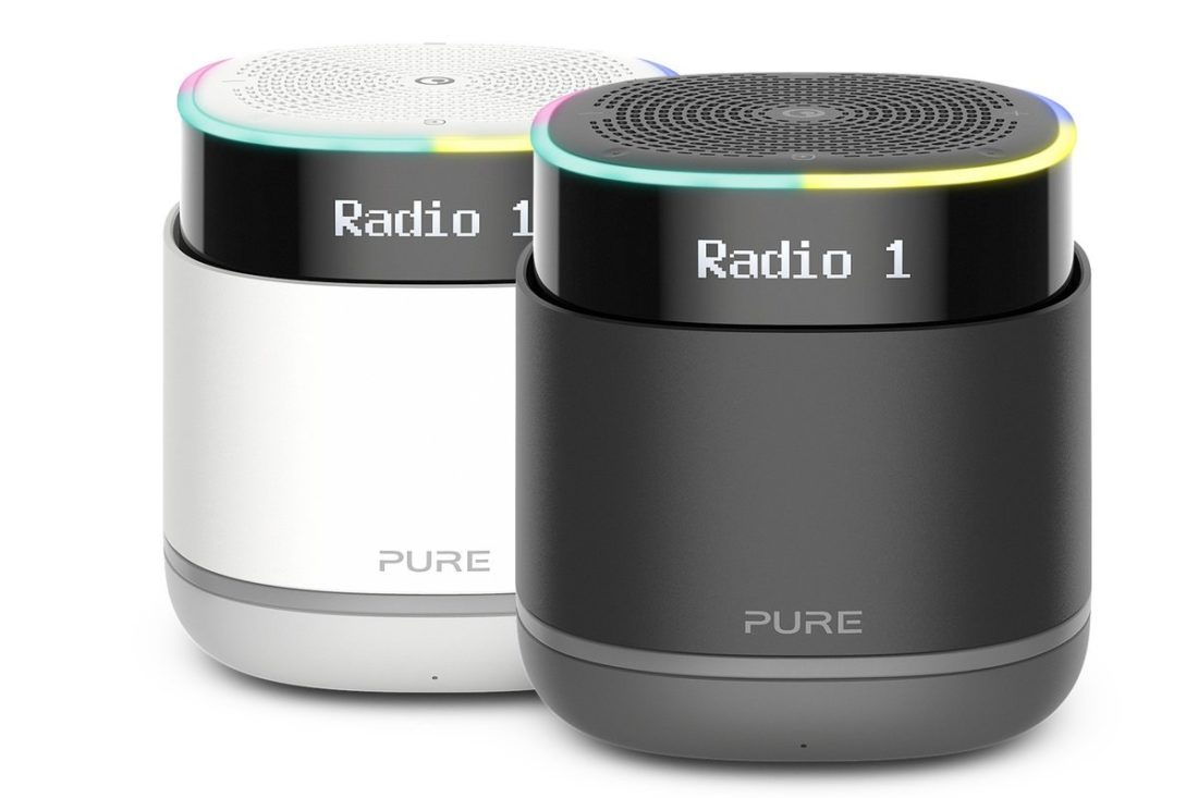pure streamr poste radio qualite audio - Blog SFAM