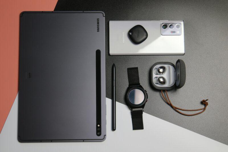 Galaxy Tab - Celside Magazine