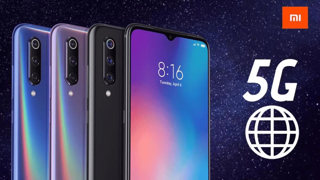 xiaomi smartphones compatibles 5g - Blog SFAM